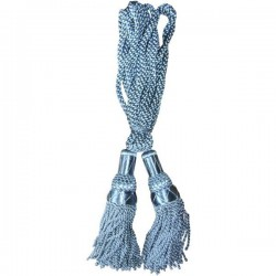 Sky Blue Silk Bagpipe Cord only