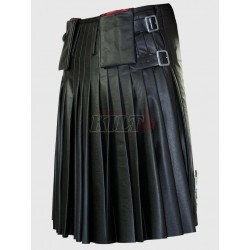 Leather Kilt