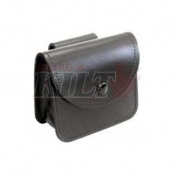 Standard Belt Pouch Wallet In High Quality Leather