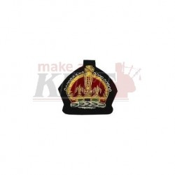 Kings Crown Badge