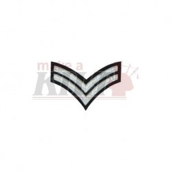 Corporal Stripes Badge