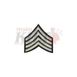 Major Stripes Badge