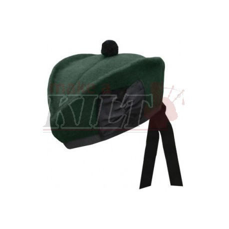 """Special Forces Green"""" Glengarry Hat"""