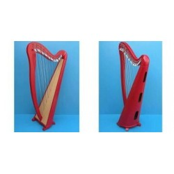 36 String Celtic Irish Harp