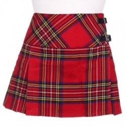 Ladies Royal Stewart Kilt
