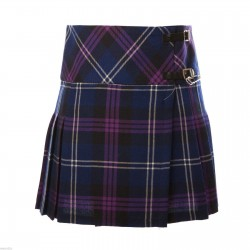 Scottish Highland Billie Skirt Heritage of Scotland Tartan Ladies Modern Kilts