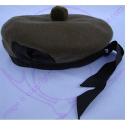 """Special Forces Green Balmoral Hat"""""""